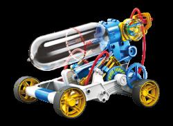 Air Car - autíčko poháněné vzduchem POWERplus