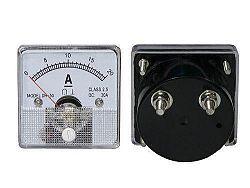 AMPERMETER - analogovy  20A