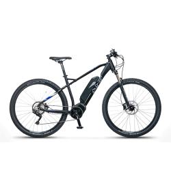Apache Bicycles Horské elektrický kolo TUWAN COMP 29 & quot; Apache - Černá