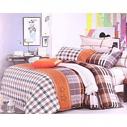 Bavlněné povlečení na dvoulůžko DecoKing Edwin, 200 x 220 cm