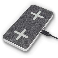 Bezdrátová rychlonabíjecí podložka Xtorm (QI) Dual Balance XW205