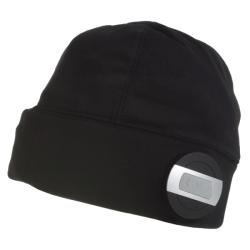 Běžecká čepice Glovii BG2XC s Bluetooth barva černá
