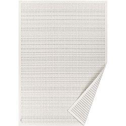 Bílý vzorovaný oboustranný koberec Narma Esna, 140 x 200cm
