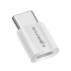 BlitzWolf Adaptér z USB-C na microUSB