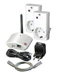 Brennenstuhl Brematic automatizace domácnosti GWY 433 Starter Kit