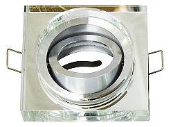 BRG Podhľadové bodové svietidlo - hrubé sklo 2 cm - výklopné