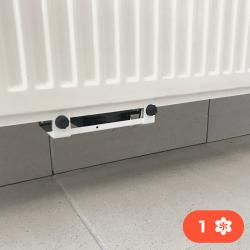 Cel Ventilátor pod radiátor Termík 1 ventilátor