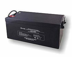 CSPOWER Bezúdržbová gelová baterie CS Power Solar Gel CG12-180 12V 180Ah VRLA