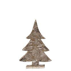 Dekorativní soška KJ Collection Birch Tree, 24 cm