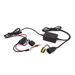 Delight USB adaptér 12V voděodolný 2.1A