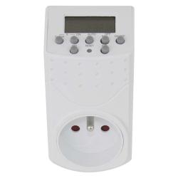 Digitální spínací Časovací zásuvka EMOS IP20 P5506