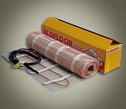 ECOFLOOR Dvoužilová topná rohož 0,8m² LDTS 80/0,8