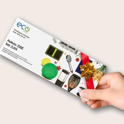 Ecoprodukt Dárkový poukaz v hodnotě 200 €