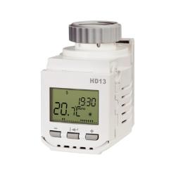 ELEKTROBOCK Digitální termostatická hlavice na radiátor HD13