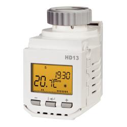 ELEKTROBOCK Digitální termostatická hlavice na radiátor HD13-L