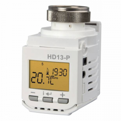 ELEKTROBOCK Digitální termostatická hlavice na radiátor HD13-Profi