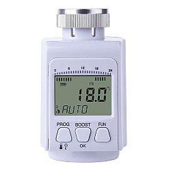 EMOS Digitální termostatická hlavice na radiátor T30 programovatelná