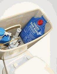EWS Spořič vody do WC nádržky - vak