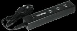 Inteligentní USB nabíjecí stanice Ecosavers Smart USB charger 6x USB