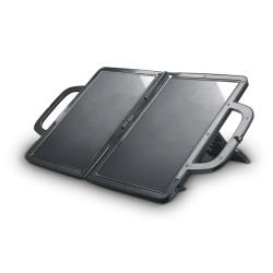 Invisua Přenosný amorfní solární panel 12V 7W