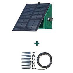 Irrigatia Solární automatické zavlažovaní SOL-C24 + rozširující sada 12 okapávačů 15T-12D