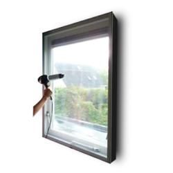 Izolační fólie na okno 0,03mm EcoSavers