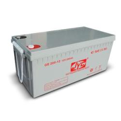 JYC BATTERY Gelová hluboko vybíjatelná baterie JYC 12V 120Ah
