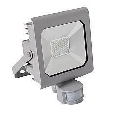 Kanlux 25582 ANTRA LED50W-NW-SE GR   Reflektor LED SMD s čidlom