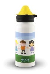 Láhev Eco Bottle Kids Top Kids World 400ml