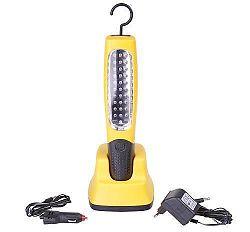 LED lampa 30 LED+nabíjačka