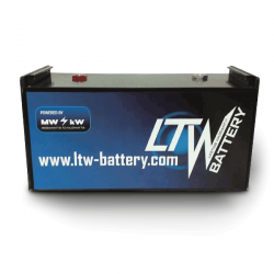 LTW battery Baterie LTW-K-12V 100Ah LiFeUP 50A