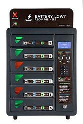 Nabíjecí stanice se zásuvkami Xtorm Business Charging Locker 6