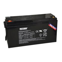Olověná baterie MOTOMA 12V 150Ah