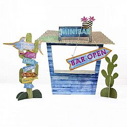 Papírová dekorace Talking Tables Fiesta