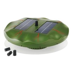 Plovoucí solární fontána Esotec Seerose 101770