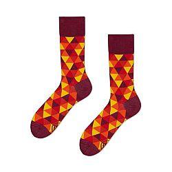 Ponožky Many Mornings Flame Triangles,vel.39–42