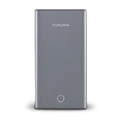 Powerbank YUKUMA 10 10000mAh šedá