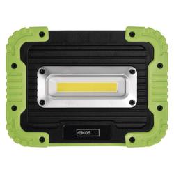 Pracovní nabíjecí COB LED reflektor EMOS P4534, 600 lm, 3000 mAh