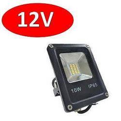 PremiumLED 12V LED reflektor 10W Neutrálna biela