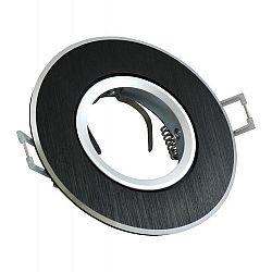 PREMIUMLUX Podhľadové bodové svietidlo ATENA - čierne
