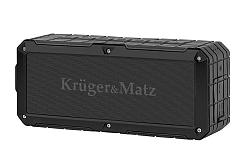 Prenosný reproduktor Bluetooth Kruger&Matz Discovery,IP67 čierny