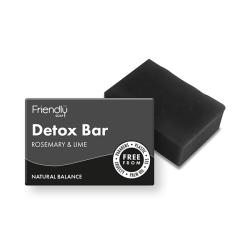 Přírodní detoxikační mýdlo Friendly Soap rozmarýn a limeta