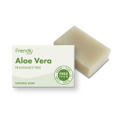 Přírodní mýdlo Friendly Soap aloe vera