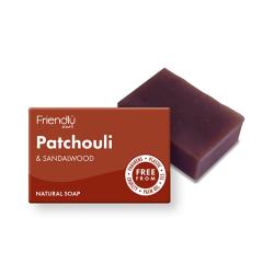 Přírodní mýdlo Friendly Soap pačuli a santalové dřevo
