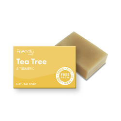 Přírodní mýdlo Friendly Soap tea tree