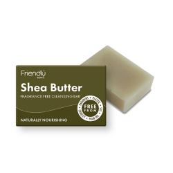 Přírodní mýdlo na čištění obličeje Friendly Soap s bambuckým máslem