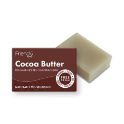 Přírodní mýdlo na čištění obličeje Friendly Soap s kakaovým máslem