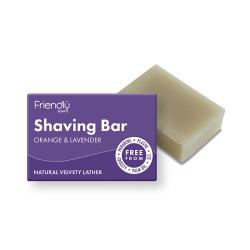 Přírodní mýdlo na holení Friendly Soap pomeranč a levandule