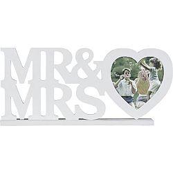 Rám Na Obrazy Mr & Mrs
