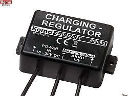 Regulátor nabíjení baterie Kemo M083 12V DC